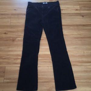 Free People | Black Cord Pants